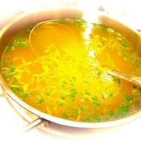 Goveja juha z rezanci