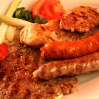 Mešano meso na žaru