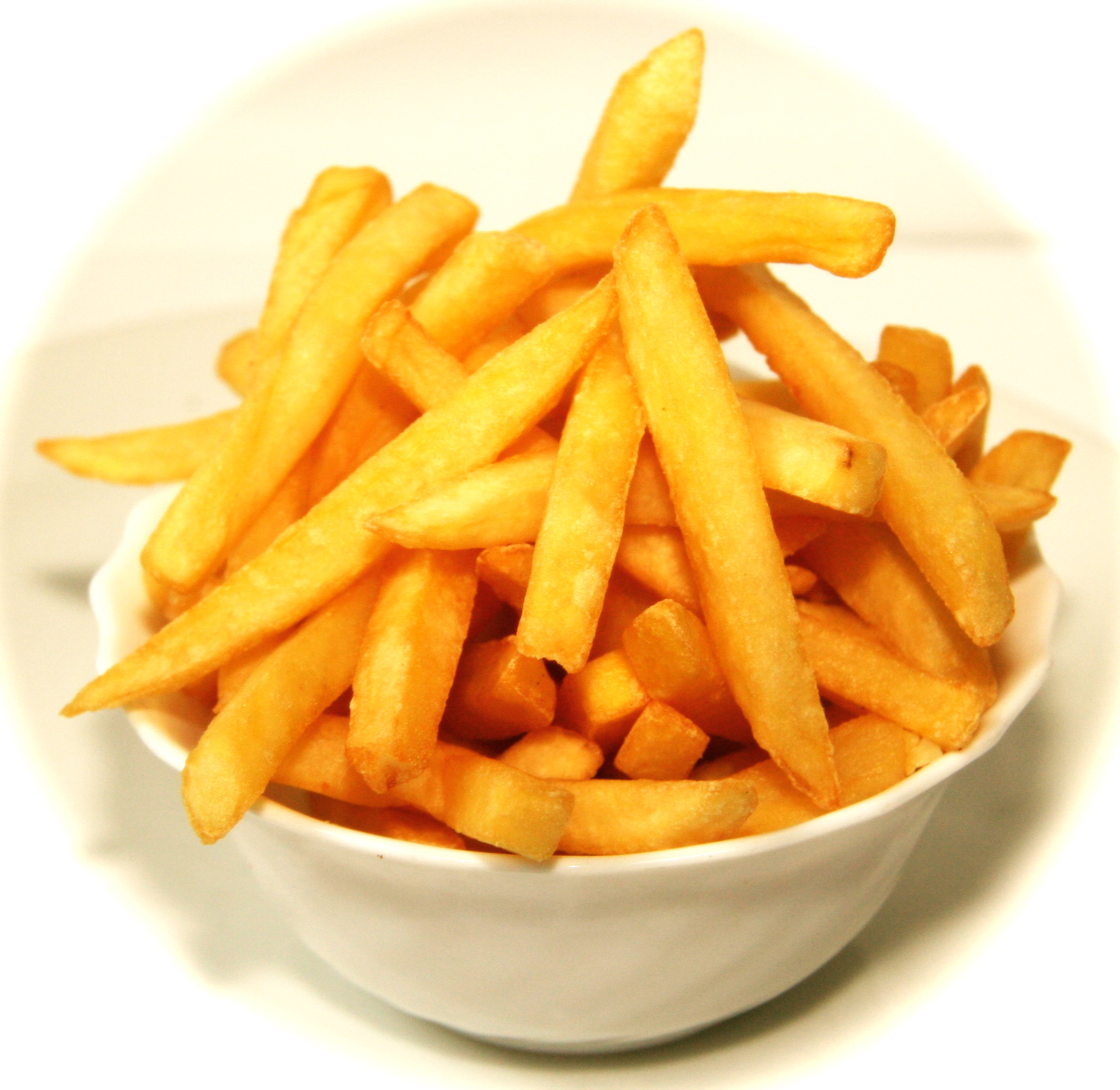 Belgian Frites Recipe — Dishmaps