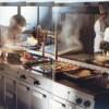Sodobna catering kuhinja omogoča